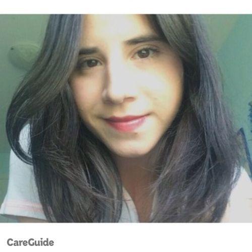 Canadian Nanny Provider Camila Botero's Profile Picture
