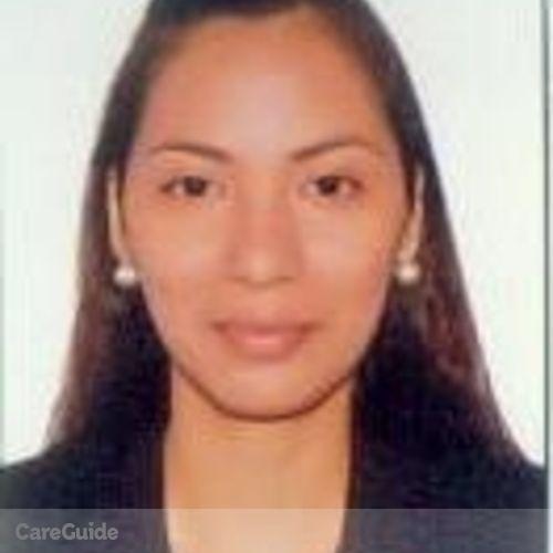 Canadian Nanny Provider Cecil Blastique's Profile Picture