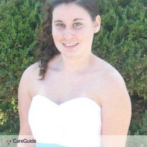 Child Care Provider Kelsey Laurin-Legault's Profile Picture
