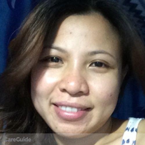 Canadian Nanny Provider Jannet Afante's Profile Picture