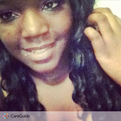 Child Care Provider Alneisha Nixon's Profile Picture