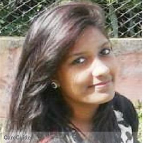 Canadian Nanny Provider Vidhoushi Shamloll's Profile Picture
