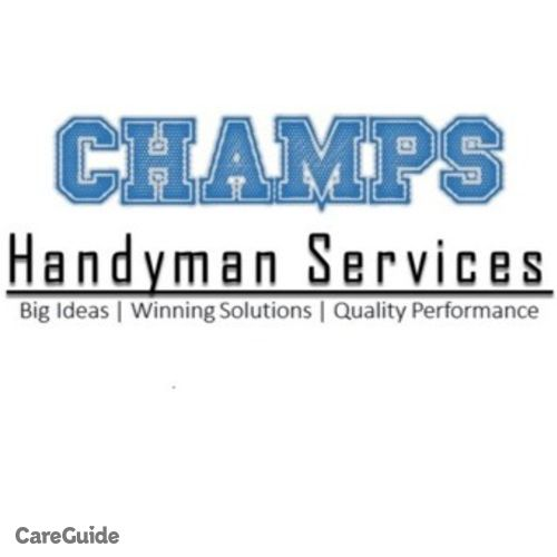 Handyman Provider Chris C's Profile Picture