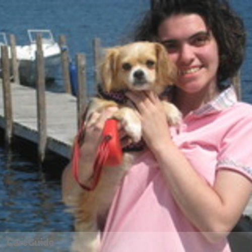 Pet Care Provider Jessica Cannan's Profile Picture