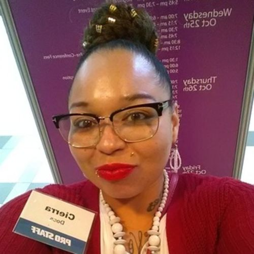 Housekeeper Provider Cierra Doss's Profile Picture