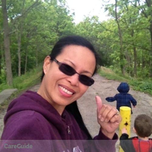 Canadian Nanny Provider Clarissa R's Profile Picture