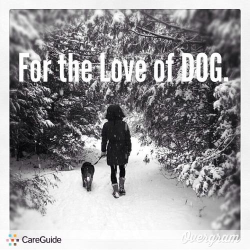 Pet Care Provider Megan Pound's Profile Picture