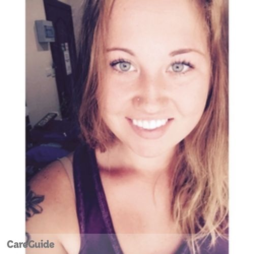 Canadian Nanny Provider Sydney Logan's Profile Picture