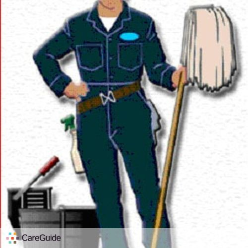 Housekeeper Provider Cristian M's Profile Picture