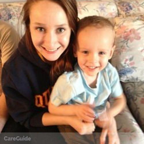 Canadian Nanny Provider Morgan Kerekes's Profile Picture