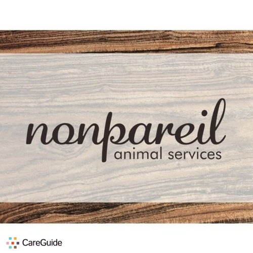 Pet Care Provider Nonpareil Animal Care Services's Profile Picture