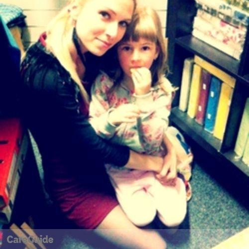 Canadian Nanny Provider Martina Michalova's Profile Picture