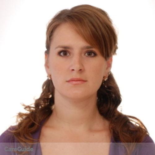 Canadian Nanny Provider Ulia Uliana's Profile Picture