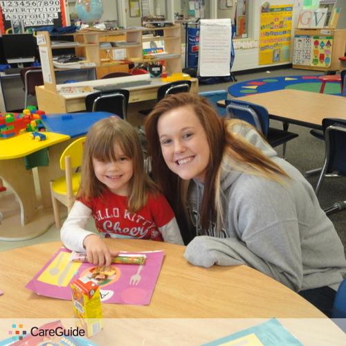 Child Care Provider Cassidy Gilkerson's Profile Picture