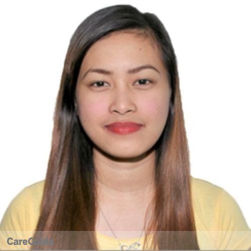 Canadian Nanny Provider Patricia Marie Bravo's Profile Picture