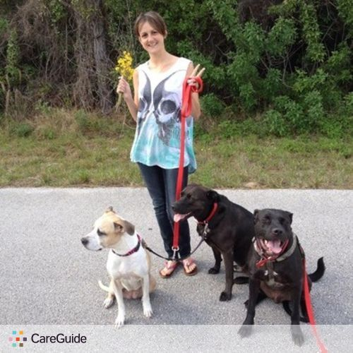 Pet Care Provider Heather K's Profile Picture