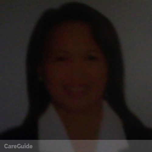 Canadian Nanny Provider Peth Ramos's Profile Picture