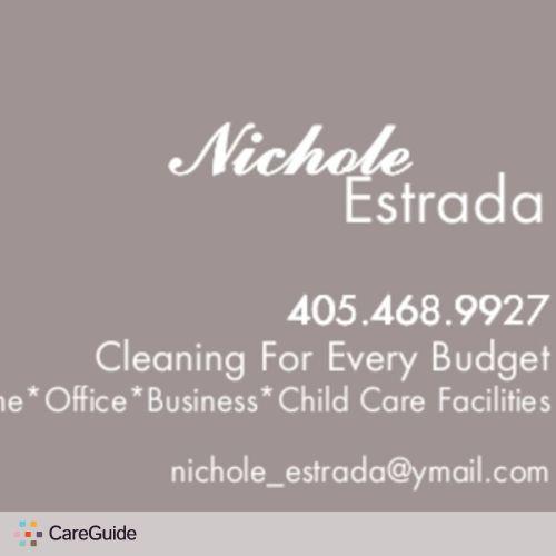 Housekeeper Provider Nichole E's Profile Picture