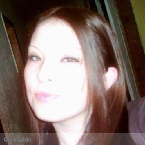 Canadian Nanny Provider Nicole P's Profile Picture