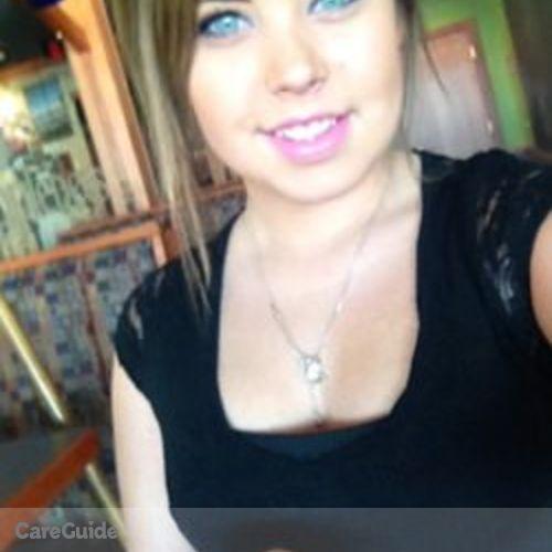 Canadian Nanny Provider Ashley Steffen's Profile Picture