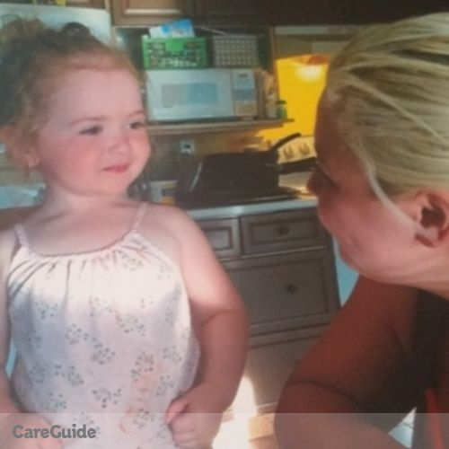 Canadian Nanny Provider Tatianna Coates's Profile Picture
