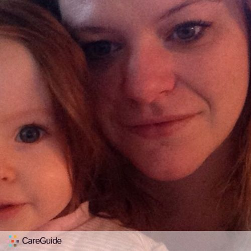 Child Care Job Jocelyn Wright's Profile Picture