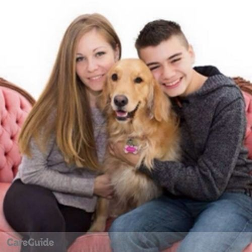 Canadian Nanny Provider Natasha B's Profile Picture
