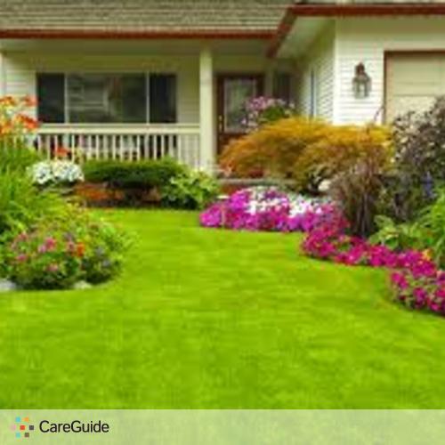 Landscaper Provider Alex P's Profile Picture