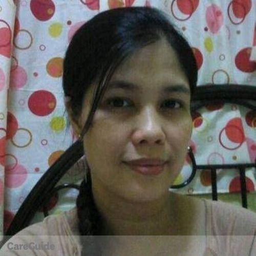 Canadian Nanny Provider Rowena Cruz's Profile Picture