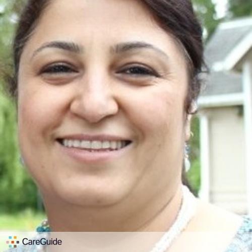 Child Care Provider Benaz A's Profile Picture