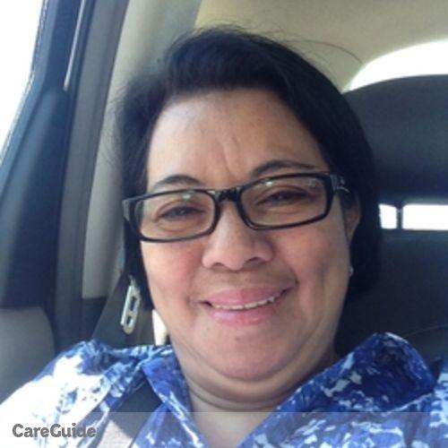 Canadian Nanny Provider Leticia Magnaye's Profile Picture