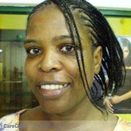 Canadian Nanny Provider Sharon Tomlinson's Profile Picture