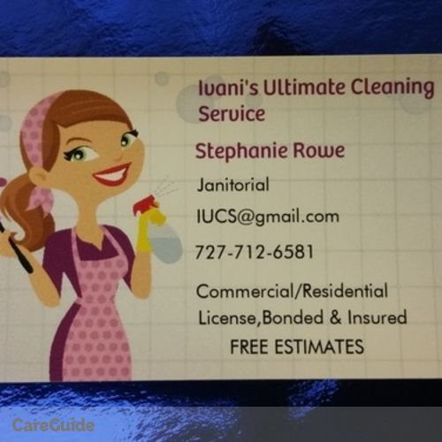 Housekeeper Provider Stephanie Rowe's Profile Picture