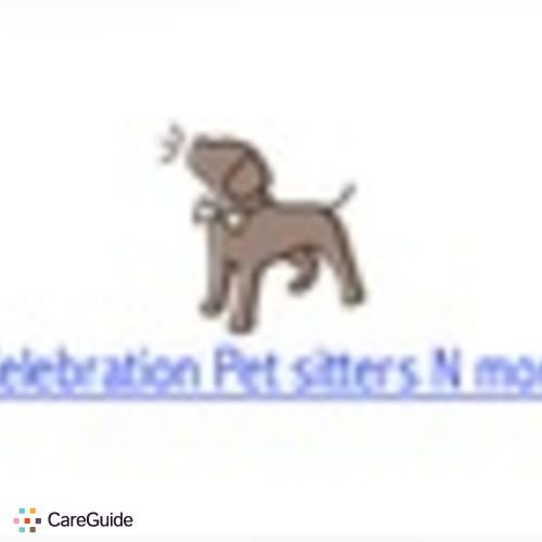 Pet Care Provider Celebration Sitting's Profile Picture