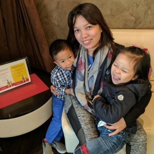 Canadian Nanny Provider Guvelyn Limalima's Profile Picture