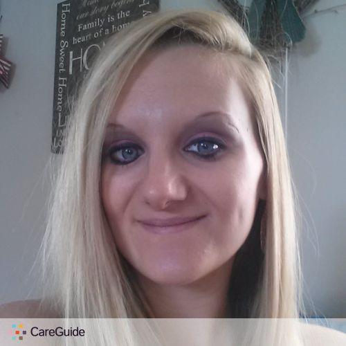 Child Care Provider Brittney R's Profile Picture