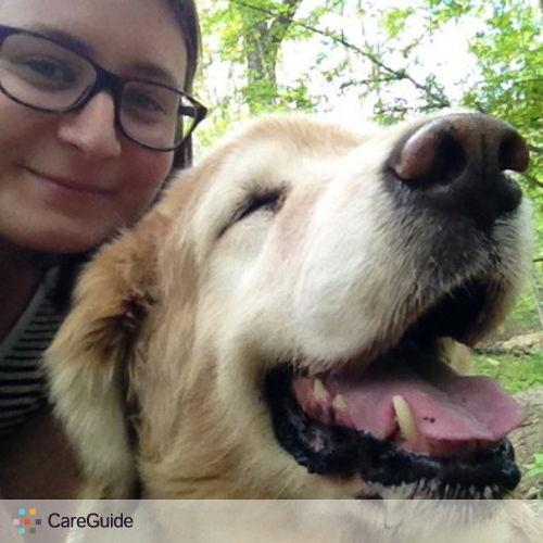 Pet Care Provider Talia Steiger's Profile Picture