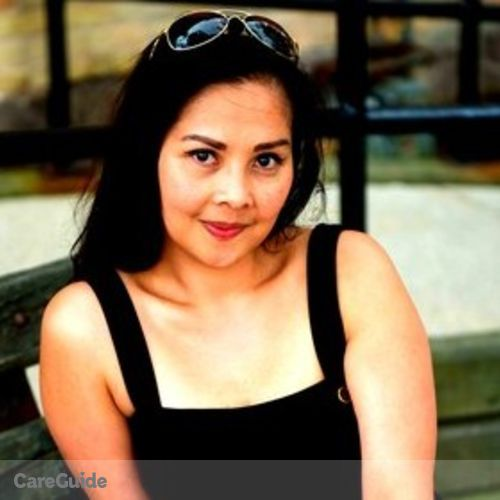 Canadian Nanny Provider Vivian Leah O's Profile Picture