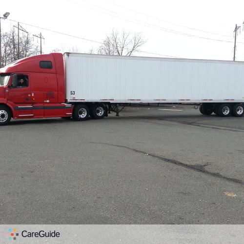 Truck Driver Job Younes Jirari's Profile Picture