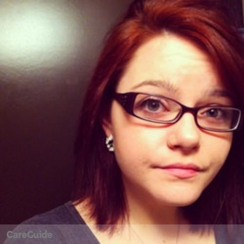 Canadian Nanny Provider Rebekah W's Profile Picture
