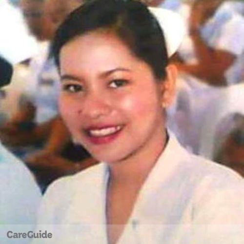 Canadian Nanny Provider Liezle Joy M's Profile Picture