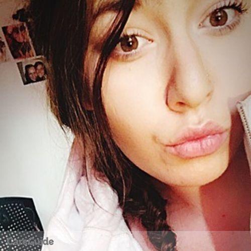 Canadian Nanny Provider Samantha Chabillon's Profile Picture
