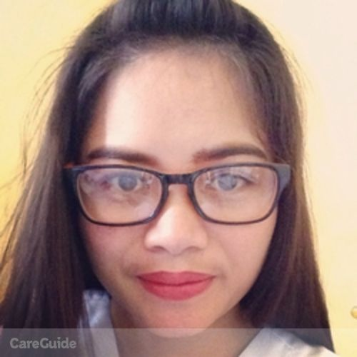 Canadian Nanny Provider Gladyss T's Profile Picture