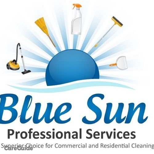 Housekeeper Provider Blue Sun Professional Services Services's Profile Picture