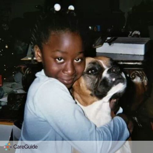 Pet Care Provider Jalisa Allen's Profile Picture