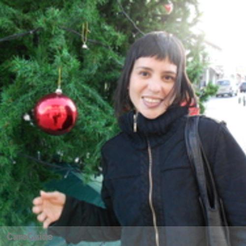 Canadian Nanny Provider Silvia Ramirez-Alzamora's Profile Picture