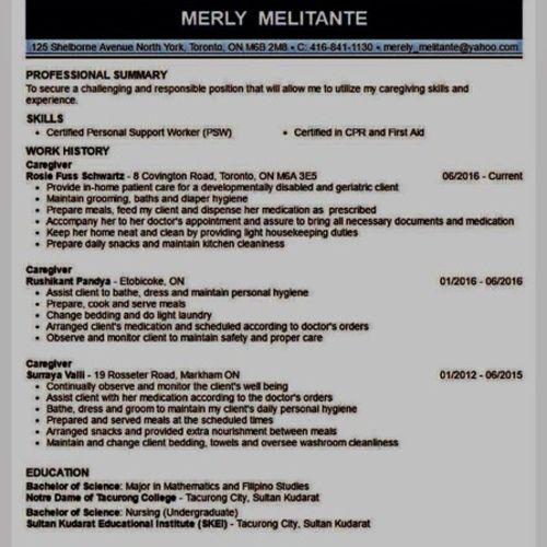 Elder Care Provider Merly Melitante Gallery Image 1