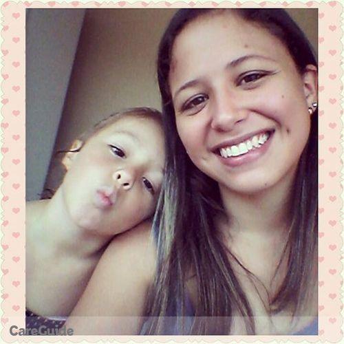 Canadian Nanny Provider Jessica Souza's Profile Picture