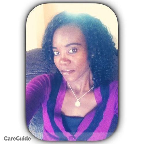 Canadian Nanny Provider Tanice Barnett's Profile Picture