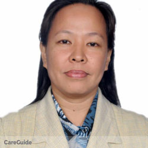 Canadian Nanny Provider Elma T's Profile Picture